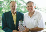 2005 Mike Rice (right)