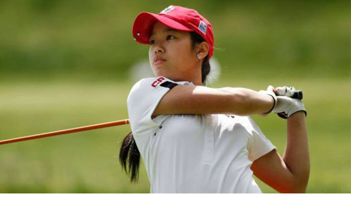 Ohio State's Lee leads Women's Porter Cup