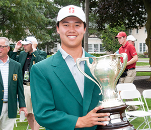 Defending Porter Cup Champion Wu Receives Exemption for Web.com LECOM Health Challenge