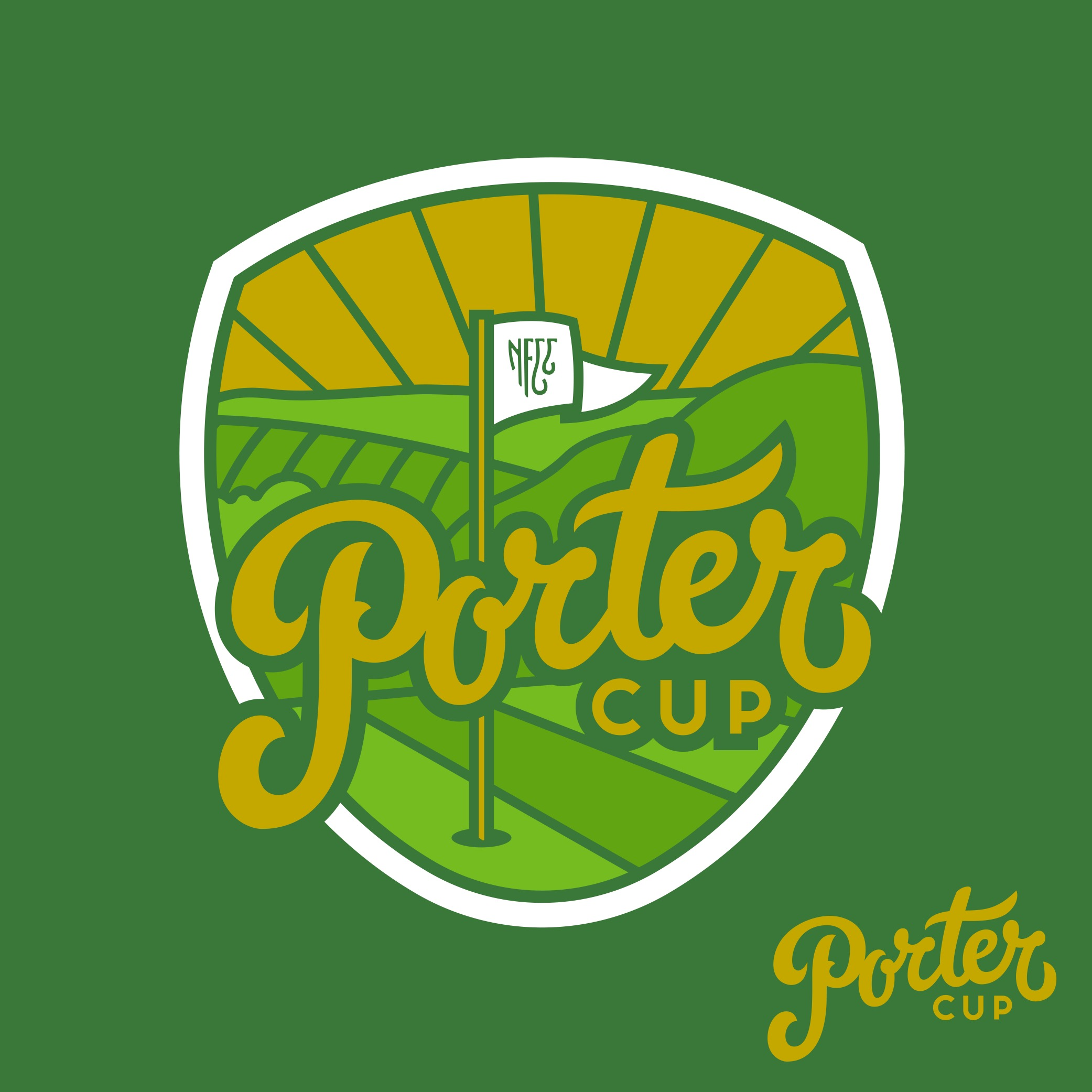 26Shirts.com Porter Cup Limited Edition Anniversary T-Shirt