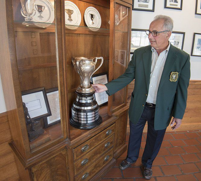 Harvey's dream alive and well as Porter Cup turns 60